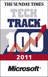 Mimecast ranks 16th in annual Tech Track 100 sponsored by Microsoft